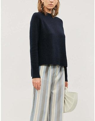 Max Mara S Tecnico wool-blend jumper