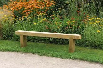 Forest Sleeper Bench 1.8m.