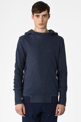 Lacoste Fashion Show Long Sleeve Pullover Hoody Sweatshirt