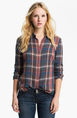 James Perse 'Harbor' Plaid Shirt