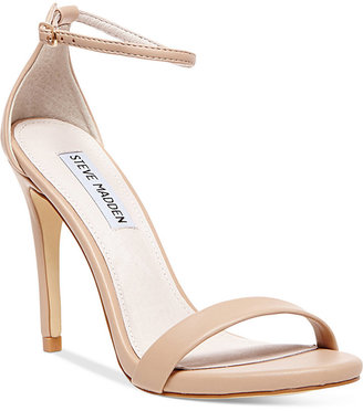 Steve Madden Women's Stecy Two-Piece Sandals $89 thestylecure.com