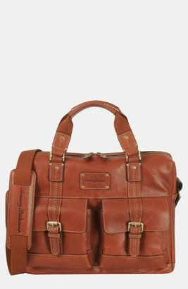 Tommy Bahama Leather Briefcase