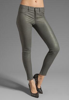 J Brand Super Skinny Leather
