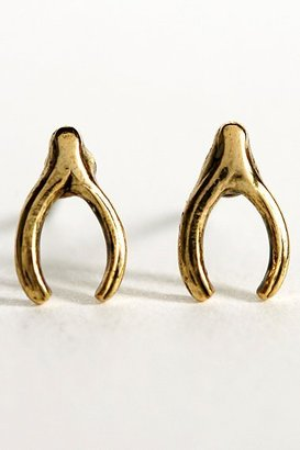 Urban Outfitters Good Luck Studs