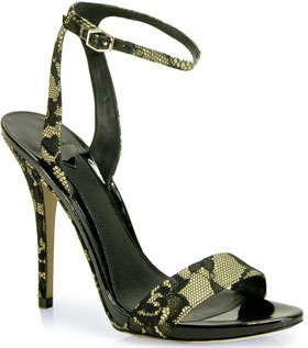Brian Atwood B by Catania - Stiletto Sandals in Black