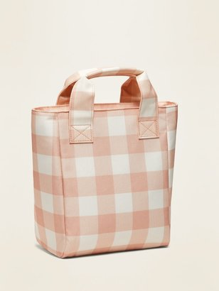 Old Navy Canvas Lunch Tote