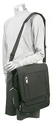 JanSport 3-Way Computer Brief (Black) - Bags and Luggage