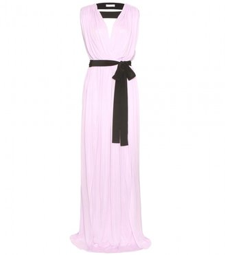 Vionnet FLOOR-LENGTH EVENING GOWN WITH BELT