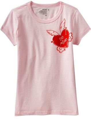 Old Navy Girls Valentine's Day Graphic Tees