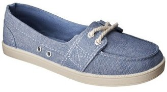 Merona Womens Lari Boat Shoe