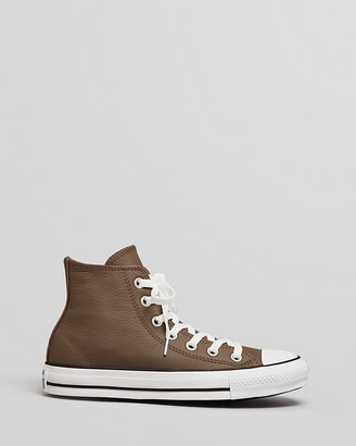Converse Unisex Leather High Tops - Chuck Taylor