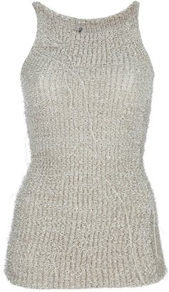 Swarovski Craig Lawrence knit vest top