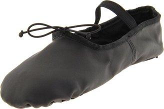 Dance Class Women's B602 Split Sole Leather Ballet Slipper