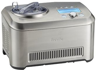 Crate & Barrel Breville ® Smart Scoop TM Ice Cream Maker