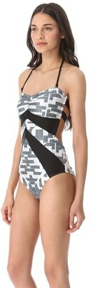 Suboo Madagascar One Piece Swimsuit