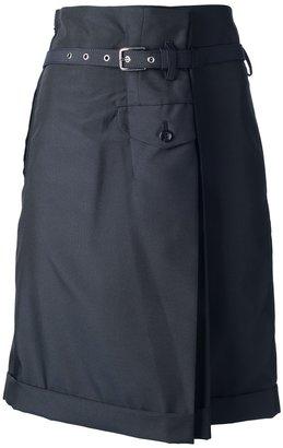 Comme des Garcons high waist skirt