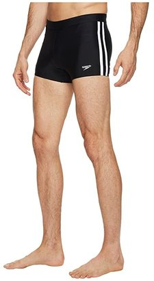 Speedo Shoreline Square Leg (Black) Men's Swimwear