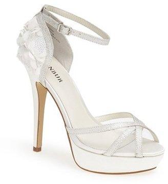 Women's Menbur 'Iria' Satin Sandal $157.95 thestylecure.com