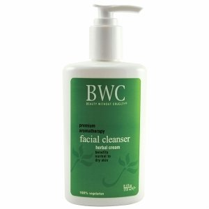 Beauty Without Cruelty Facial Cleanser, Herbal Cream