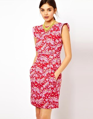 Emily And Fin Emily & Fin Printed Alice Dress