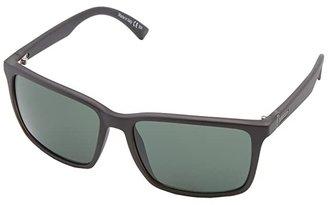Von Zipper VonZipper Lesmore (Black Satin Camo/Silver Chrome) Sport Sunglasses
