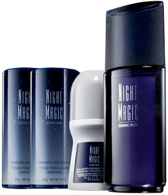 Avon Night Magic 4-Piece Fragrance Collection