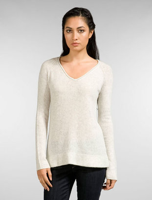 James Perse Cashmere V Neck Sweater