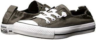 Converse - Chuck Taylor All Star Shoreline Slip-On Women's Slip on Shoes $49.99 thestylecure.com