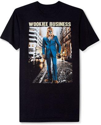 American Rag T-Shirt, Wookie Business T-Shirt