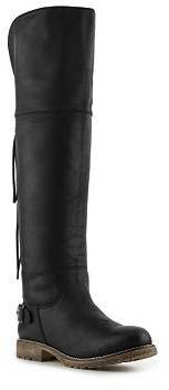 Chinese Laundry Rumplestilz Over The Knee Boot