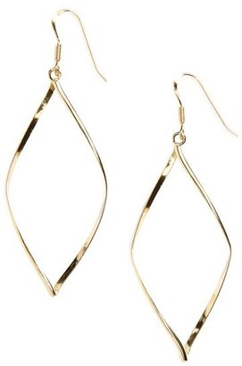 Women's Argento Vivo 'Marquise' Earrings $58 thestylecure.com