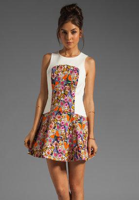 Tibi Potpourri Dress
