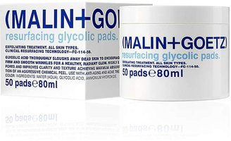 MALIN+GOETZ Women's 10% Glycolic Acid Pads $50 thestylecure.com