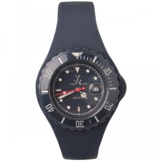 Toy Watch Small jelly navy watch
