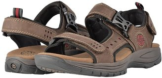 Dunham Nolan-Dun 2 Strap (Brown) Men's Sandals