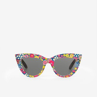 Kate Spade Saturday Purrfect Sunnies in Busy Floral