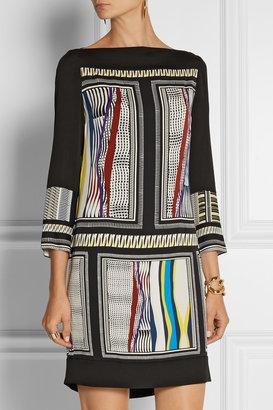 Diane von Furstenberg Jocelyn printed silk-jersey dress