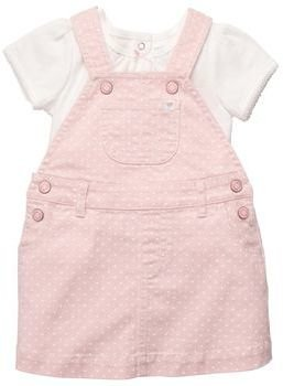 Carter's 2-Piece Stretch Twill Jumper Set