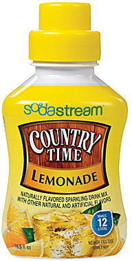 Sodastream Country Time Lemonade Flavored Drink Mix