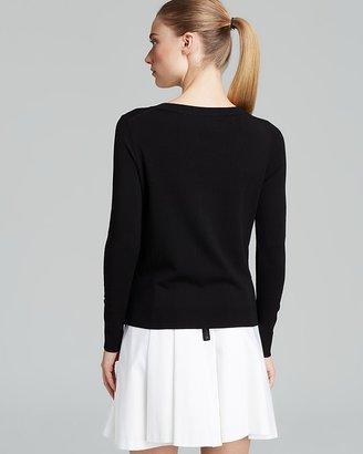 Milly Sweater - Novelty Goldfish