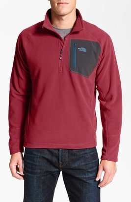 The North Face 'TKA 100 Trinity Alps' Fleece Quarter Zip Pullover
