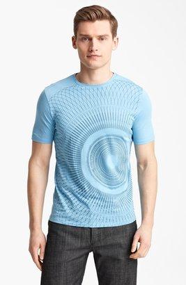 Z Zegna Print Crewneck T-Shirt
