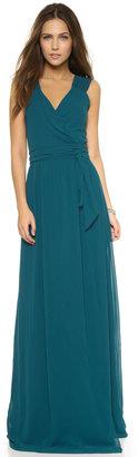 Joanna August Newbury Cap Sleeve Dress $285 thestylecure.com