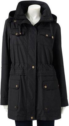 Apt. 9 hooded anorak jacket