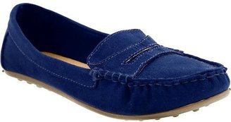 Old Navy Women's Penny-Loafer Moccasins