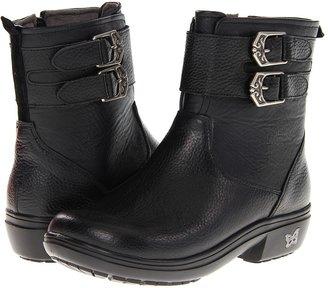 Alegria Avril (Black Full Grain) - Footwear