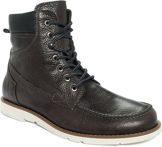 Webster Alfani Boots, Lace Up Boots