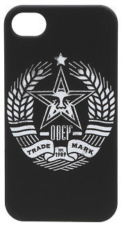 Obey Trademark Cellphone Case 4/4S
