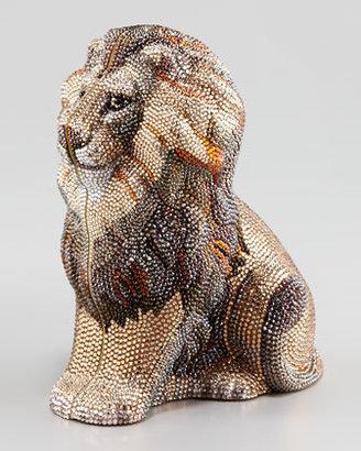 Judith Leiber New Lion Minaudiere