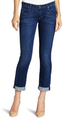 Hudson Women's Bacara Cuffed Crop Jean in Vancouver